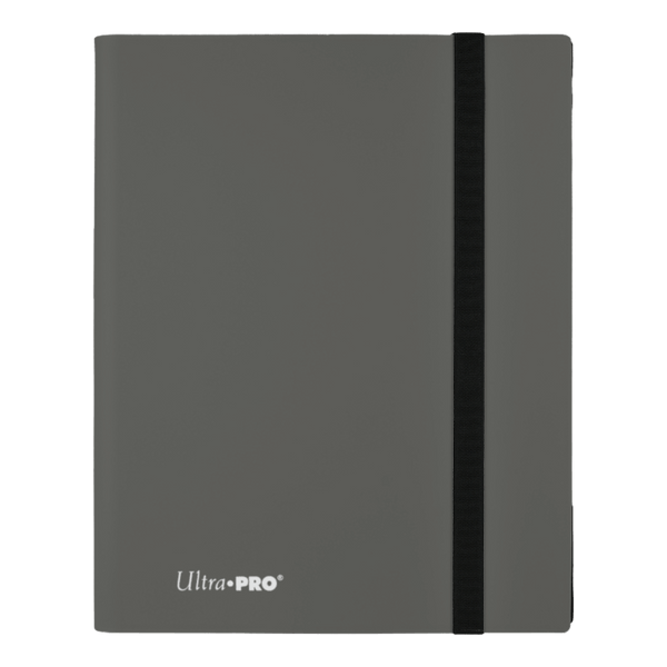 ULTRA PRO Binder Eclipse Pro Folder 9PKT Grey - The Feisty Lizard Melbourne Australia