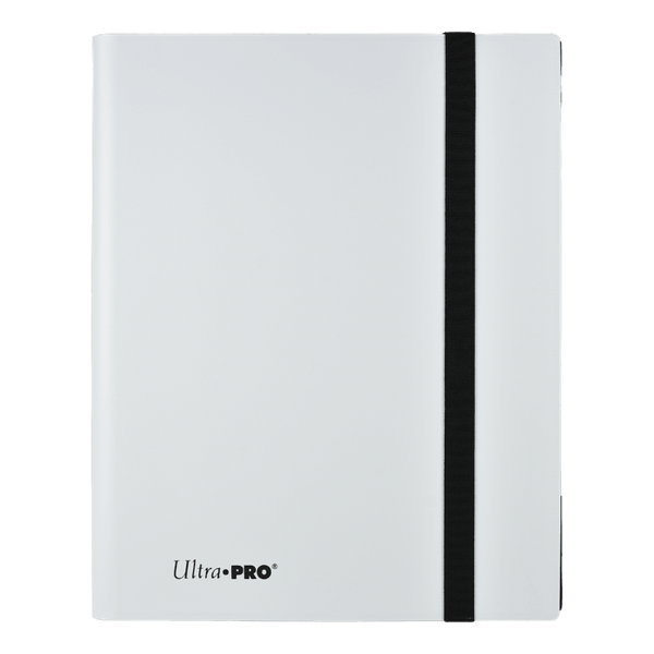 ULTRA PRO Binder Eclipse Pro Folder 9PKT White - The Feisty Lizard Melbourne Australia