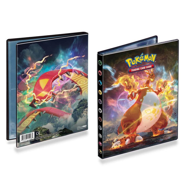 ULTRA PRO Pokemon Portfolio Folder Darkness Ablaze 4PKT (PRE-ORDER) - The Feisty Lizard Melbourne Australia