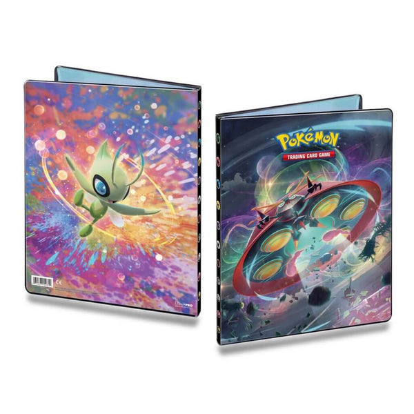 ULTRA PRO Pokemon Portfolio Folder Vivid Voltage 9PKT - The Feisty Lizard Melbourne Australia