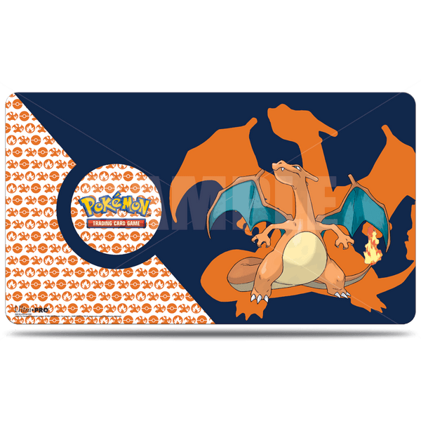 ULTRA PRO Pokemon Charizard Playmat - The Feisty Lizard Melbourne Australia