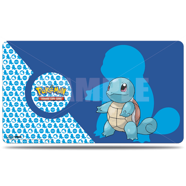 ULTRA PRO Pokemon Squirtle Playmat - The Feisty Lizard Melbourne Australia