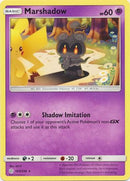 103/236 Marshadow Rare Cosmic Eclipse - The Feisty Lizard