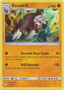 115/236 Excadrill Rare Holo Cosmic Eclipse - The Feisty Lizard
