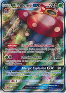 211/236 Vileplume GX Full Art Ultra Rare Cosmic Eclipse - The Feisty Lizard Melbourne Australia