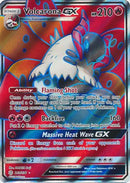 213/236 Volcarona GX Full Art Ultra Rare Cosmic Eclipse - The Feisty Lizard Melbourne Australia