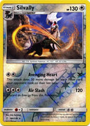 184/236 Silvally Rare Holo Reverse Holo - The Feisty Lizard