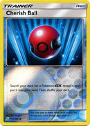 191/236 Cherish Ball Uncommon Trainer Reverse Holo - The Feisty Lizard Melbourne Australia