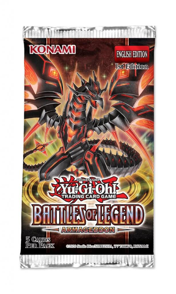 Yu-Gi-Oh! TCG Battles of Legend: Armageddon (PRE-ORDER) - The Feisty Lizard Melbourne Australia