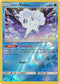 39/236 Alolan Vulpix Common Reverse Holo Cosmic Eclipse - The Feisty Lizard Melbourne Australia