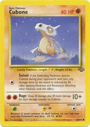 50/64 Cubone Common Jungle Set Unlimited - The Feisty Lizard
