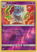 88/236 Swoobat Rare Reverse Holo Cosmic Eclipse - The Feisty Lizard Melbourne Australia