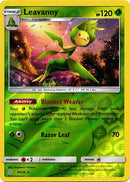 9/236 Leavanny Rare Reverse Holo - The Feisty Lizard