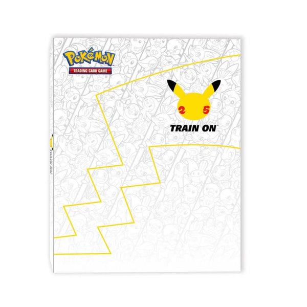 Pokemon TCG 25th Anniversary First Partner Collector's Binder (PRE-ORDER) - The Feisty Lizard