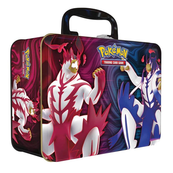 Pokemon TCG March 2021 Collector Chest (PRE-ORDER) - The Feisty Lizard