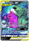 126/236 Mega Sableye & Tyranitar Tag Team GX Unified Minds - The Feisty Lizard