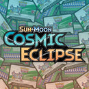 Pokemon TCG Sun & Moon Cosmic Eclipse PTCGO Online Code x36 - The Feisty Lizard Melbourne Australia