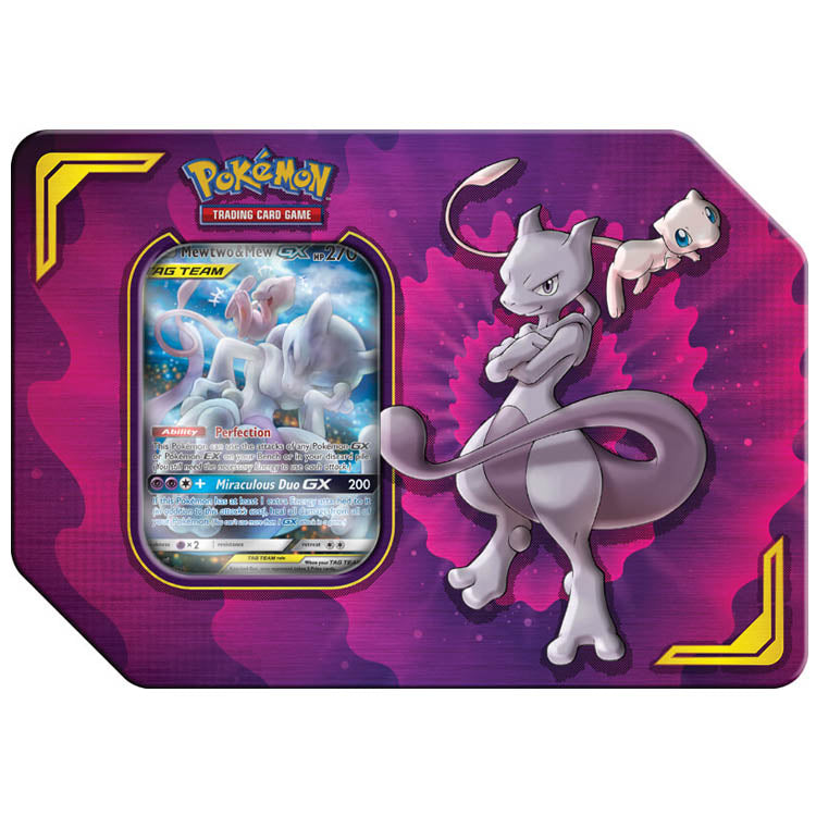 Pokemon TCG Power Partnership Tin - The Feisty Lizard Melbourne Australia
