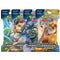 Pokemon TCG Sun & Moon Unbroken Bonds Booster Blister Pack - The Feisty Lizard