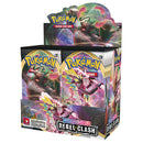 Pokemon TCG Sword & Shield Rebel Clash Booster Box - The Feisty Lizard Melbourne Australia