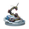 Hidden Fates Shiny Rayquaza Collectible Figure Statue - The Feisty Lizard Melbourne Australia