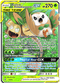 1/236 Rowlet & Alolan Exeggutor Tag Team GX Unified Minds - The Feisty Lizard