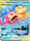 35/236 Slowpoke & Psyduck Tag Team GX Unified Minds - The Feisty Lizard Melbourne Australia