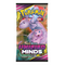 Pokemon TCG Sun & Moon Unified Minds Booster Pack - The Feisty Lizard Melbourne Australia