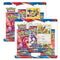 Pokemon TCG Sword & Shield Battle Styles Three Booster Blister (PRE-ORDER) - The Feisty Lizard Melbourne Australia