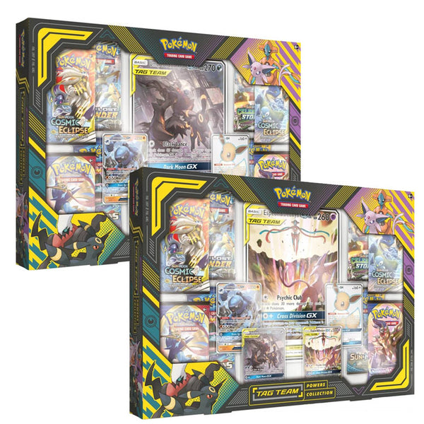 Pokemon TCG Tag Team Powers Collection - The Feisty Lizard Melbourne Australia