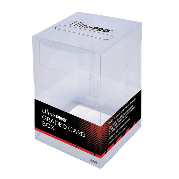 ULTRA PRO Storage Box Graded Card Box - The Feisty Lizard Melbourne Australia