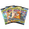 Pokemon TCG Sun & Moon Unbroken Bonds Booster Pack - The Feisty Lizard
