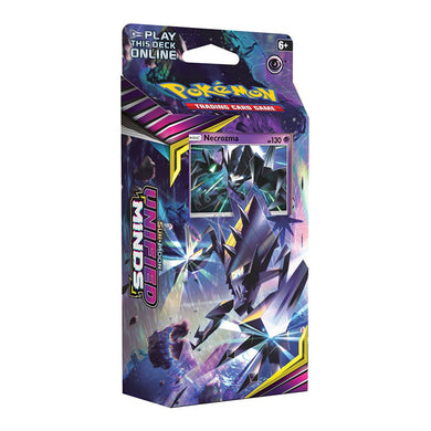Pokemon Cards Sun and Moon Unified Minds Theme Deck Necrozma