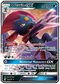 132/236 Weavile GX Ultra Rare - The Feisty Lizard