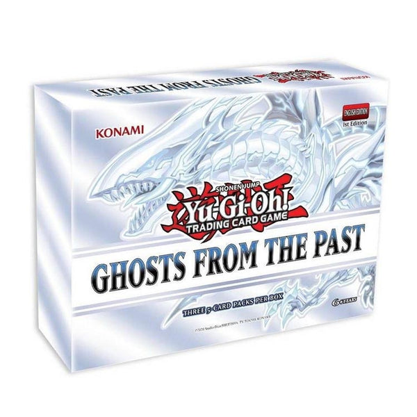 Yu-Gi-Oh! TCG Ghosts From The Past Collectors Box (PRE-ORDER) - The Feisty Lizard