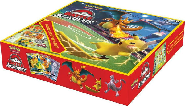 Pokemon TCG Battle Academy Board Game - The Feisty Lizard