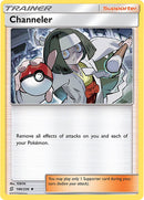 190/236 Channeler Uncommon Trainer Unified Minds - The Feisty Lizard