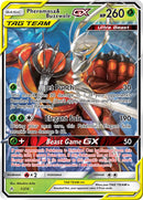 1/214 Pheromosa & Buzzwole GX Ultra Rare Unbroken Bonds - The Feisty Lizard Melbourne Australia