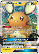 57/214 Dedenne GX Ultra Rare Unbroken Bonds - The Feisty Lizard Melbourne Australia