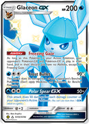 SV55/SV94 Glaceon GX Full Art Shiny Secret Rare Hidden Fates - The Feisty Lizard