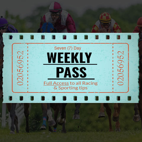 1 WEEK GOLD PASS - 7 DAYS