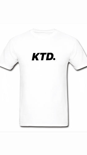 OG KTD Short sleeve in white