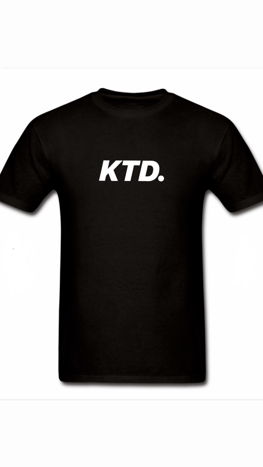 OG KTD Short sleeve in black