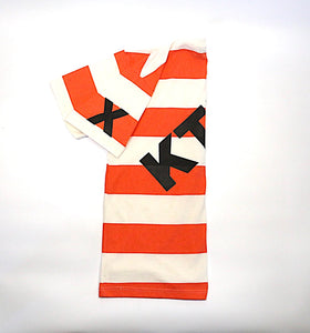 KILL THE DOUBT in Orange stripe