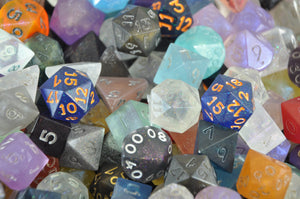 Mystery Second Life Dice sets