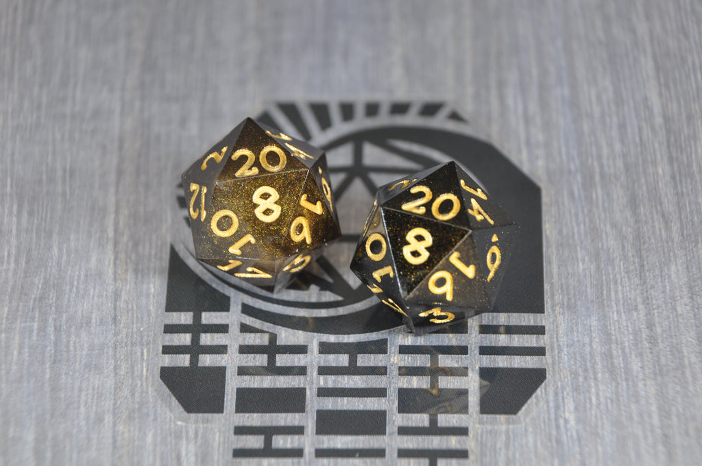 D20 Gilded Shadow Opaque