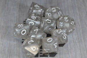 D10 Light Silver Lined Storm