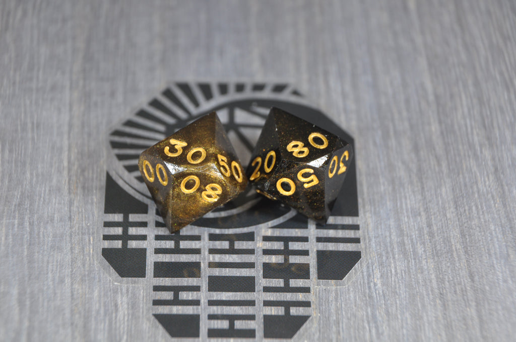D100 Gilded Shadow Opaque