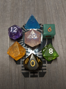 Second Life Dice Set #2