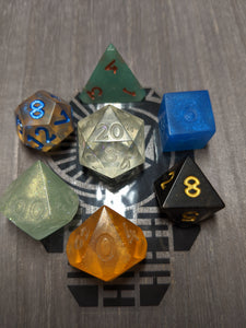 Second Life Dice Set #3